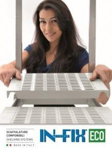 מדפי פלסטיק לעסקים