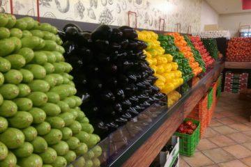 מחלקת ירקות – סטופמרקט ארנה